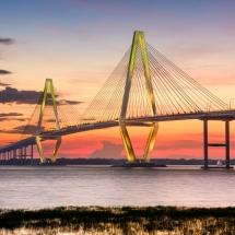 Bridge-at-Sunset