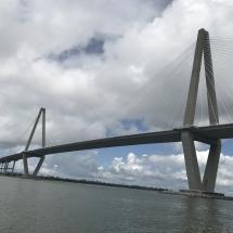 Bridge on Cloudy Day